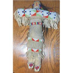 beaded newer Arapahoe doll
