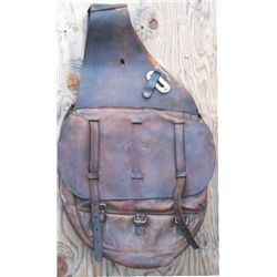 US model 1912 modified saddle bags