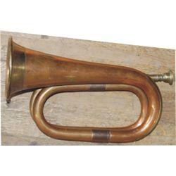 brass movie studio bugle