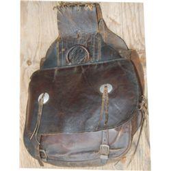 unusual saddle bags
