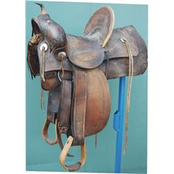 Mueller high back 8 string saddle