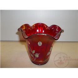 Fenton 100th Anniversary Vase