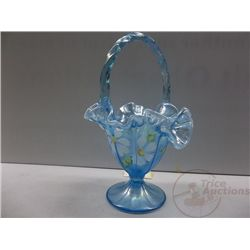 Fenton Basket Blue
