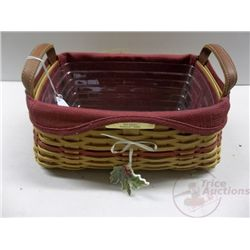 Longaberger Traditions Basket 2002