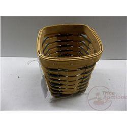 Longaberger Heartland Small Spoon Basket