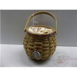 Longaberger Sweetheart Basket
