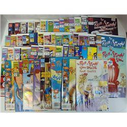 50 MISC. COMIC BOOKS BEAVIS & BUTTHEAD, THE REN & STIMPY SHOW