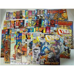 50 - MISC. COMIC BOOKS BEAVIS & BUTTHEAD, YOUNG BLOOD
