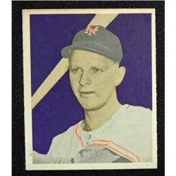1949 BOWMAN #2   CARROLL (Whitey) LOCKMAN    NM