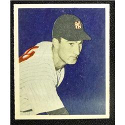 1949 BOWMAN #3   BOB PORTERFIELD  ROOKIE   NM