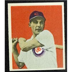 1949 BOWMAN #6  PHIL CAVARRETTA   ROOKIE   NM