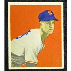 1949 BOWMAN #7   JOE DOBSON   NM   ROOKIE