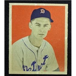 1949 BOWMAN #10   TED GRAY  EM++   ROOKIE
