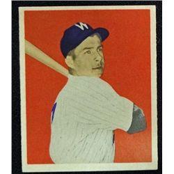 1949 BOWMAN #16  AL KOZAR  ROOKIE  NM