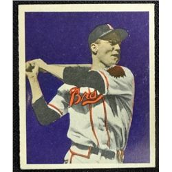 1949 BOWMAN #17  EARL TORGESON  EX-MT  ROOKIE