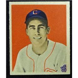 1949 BOWMAN#28  DON KOLLOWAY  NM  ROOKIE