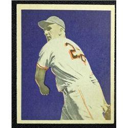 1949 BOWMAN #34  DAVE KOSLO  NM