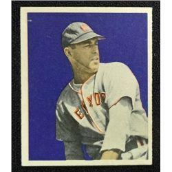1949 BOWMAN #35  VIC RASCHI  ROOKIE NM