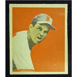 1949 BOWMAN #47  JOHNNY SAIN  EM  EX-MT