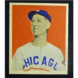 1949 BOWMAN #52  JOHNNY SCHMITZ  NM  ROOKIE
