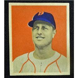 1949 BOWMAN #53  JACK KRAMER  NM  ROOKIE