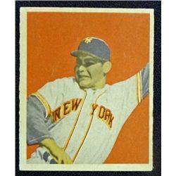1949 BOWMAN #59  JACK (Lucky) LOHRKE   NM