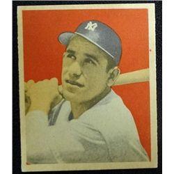 1949 BOWMAN #60  LARRY (Yogi) BERRA  NM  Very Nice Card!