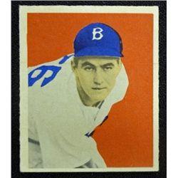 1949 BOWMAN #61  REX BARNEY  EX-MT