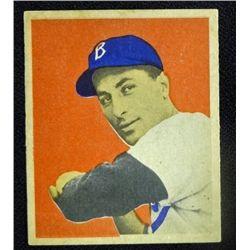 1949 BOWMAN #70  CARL FURILLO   ROOKIE  EX-MT+