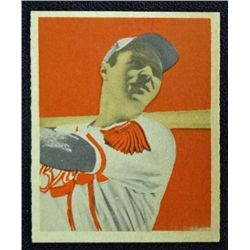 1949 BOWMAN #72  TOMMY HOLMES NM  ROOKIE