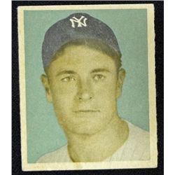 1949 BOWMAN #82  JOE PAGE  EX MT