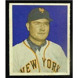 1949 BOWMAN #85A  JOHNNY MIZE  NNOF  NM