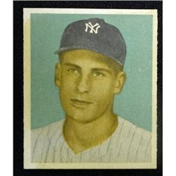 1949 BOWMAN #87  RANDY GUMPERT  NM  ROOKIE