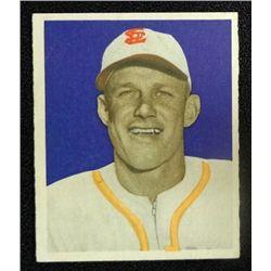 1949 BOWMAN #89  MIZELL (Whitie) PLATT  NM  ROOKIE