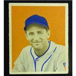 1949 BOWMAN #94  JAMES (Mickey) VERNON  EM  ROOKIE
