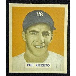 1949 BOWMAN #98B  PHIL RIZZUTO  NM  NOF