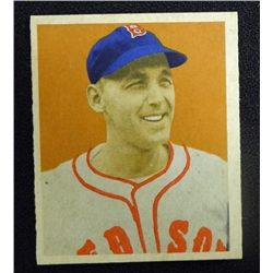 1949 BOWMAN #102  STAN SPENCE  NM  ROOKIE