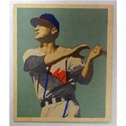 1949 BOWMAN #103  JOE TIPTON  NM  ROOKIE