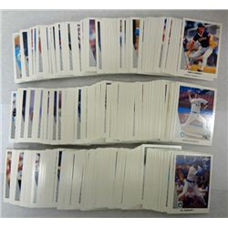 484-1990 LEAF BASEBALL CARDS with ROOKIEs, HOFers