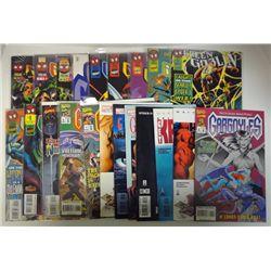 22-COMICS (Marvel)  1995,1996.2002,2203 Cover Value $50.00.