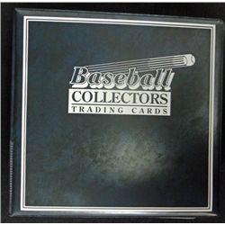 1980 TOPPS BASEBALL SET MINT IN ALBUM / SHEETS