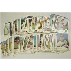 105-1973 Topps Baseball Cards-All different