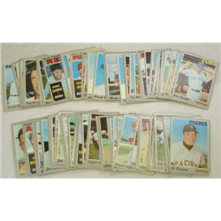 100-1970 Topps Baseball Cards-All different
