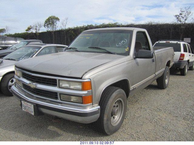 1998 Chevrolet Silverado 2500 Rod Robertson Enterprises Inc