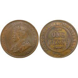 1926 Penny PCGS MS64 BN