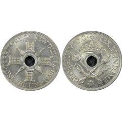 New Guinea Shilling 1938 PCGS MS66