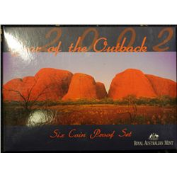 2002 Proof Set, Year of the Outback