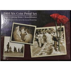 2005 Proof Set, Anniversary of World War II