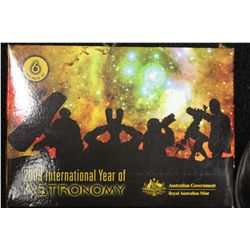 2009 Proof Set, International Year of Astronomy