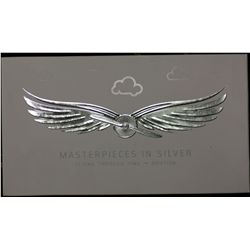 2008 , 2009 , 2010 Aviation Masterpieces in Silver set,